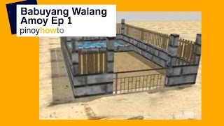 Repeat youtube video How to Raise Pigs: Baboyang walang amoy or Odorless Pigpen Episode 1