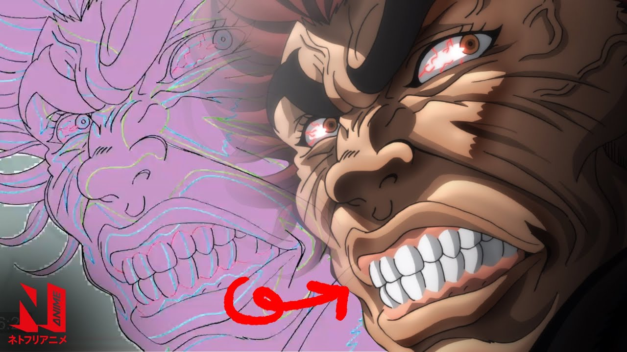 BAKI - Anime Step by Step | Netflix Anime