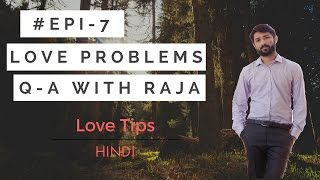 LOVE TIPS & RELATIONSHIP TIPS IN (HINDI) Q-A 7