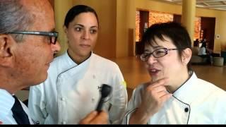 Hablando con algunos Chefs en ruta a LBVF Thumbnail