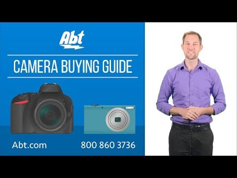 Camera Buying Guide:  Which Style Is Right For You