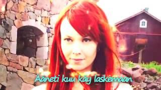 Johanna Kurkela - Tonttu (Lyrics/Sanat)