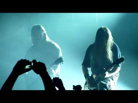 Lamb Of God - Amazing Guitar Solo!!! Live @ Arenan 2010