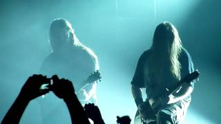 Lamb Of God - Amazing Guitar Solo!!! Live @ Arenan 2010