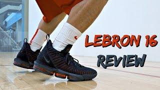 Nike LeBron 16 Performance Review!