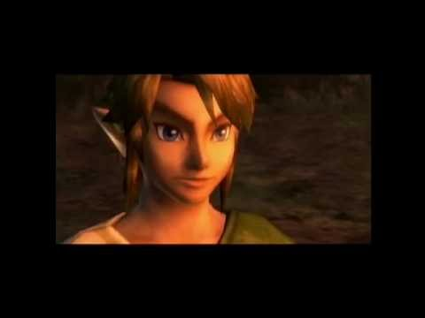 Zelda: Twilight Princess [GC] (No Commentary) #002, Introduction: Link the Goatherd