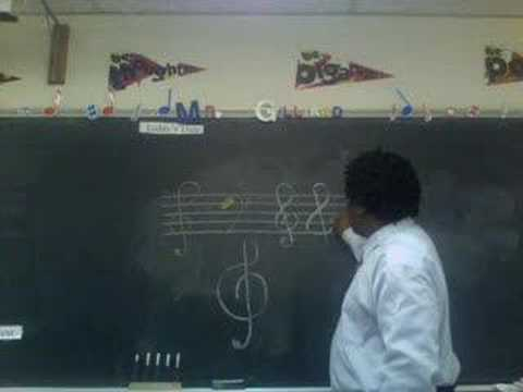 Lesson #2 - General Music - Clef Signs