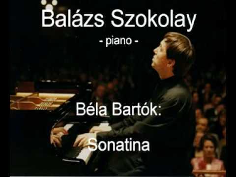 Béla Bartók: Sonatina - Balázs Szokolay