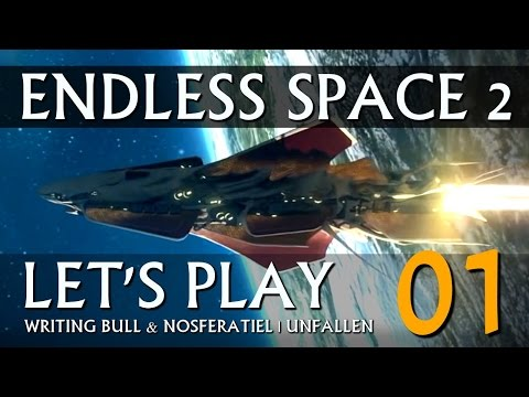 Let's Play: Endless Space 2 | Unfallen (01) [deutsch]