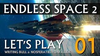 Let's Play: Endless Space 2 | Unfallen (01) [deutsch]
