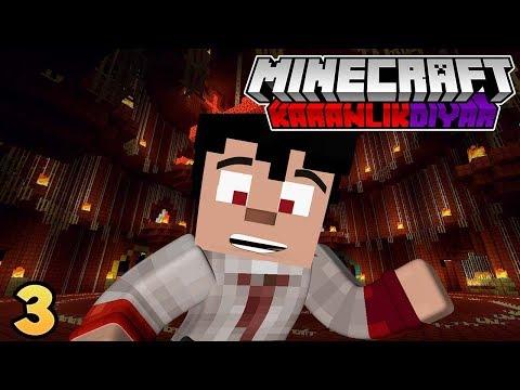 NEREYE KURULALIM ? | Bölüm 3 | Minecraft Survival | KARANLIK DİYAR