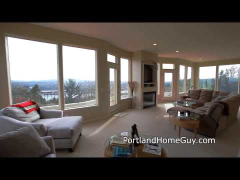 Panoramic Views in Southwest Portland Hills | Contemporary homes for sale