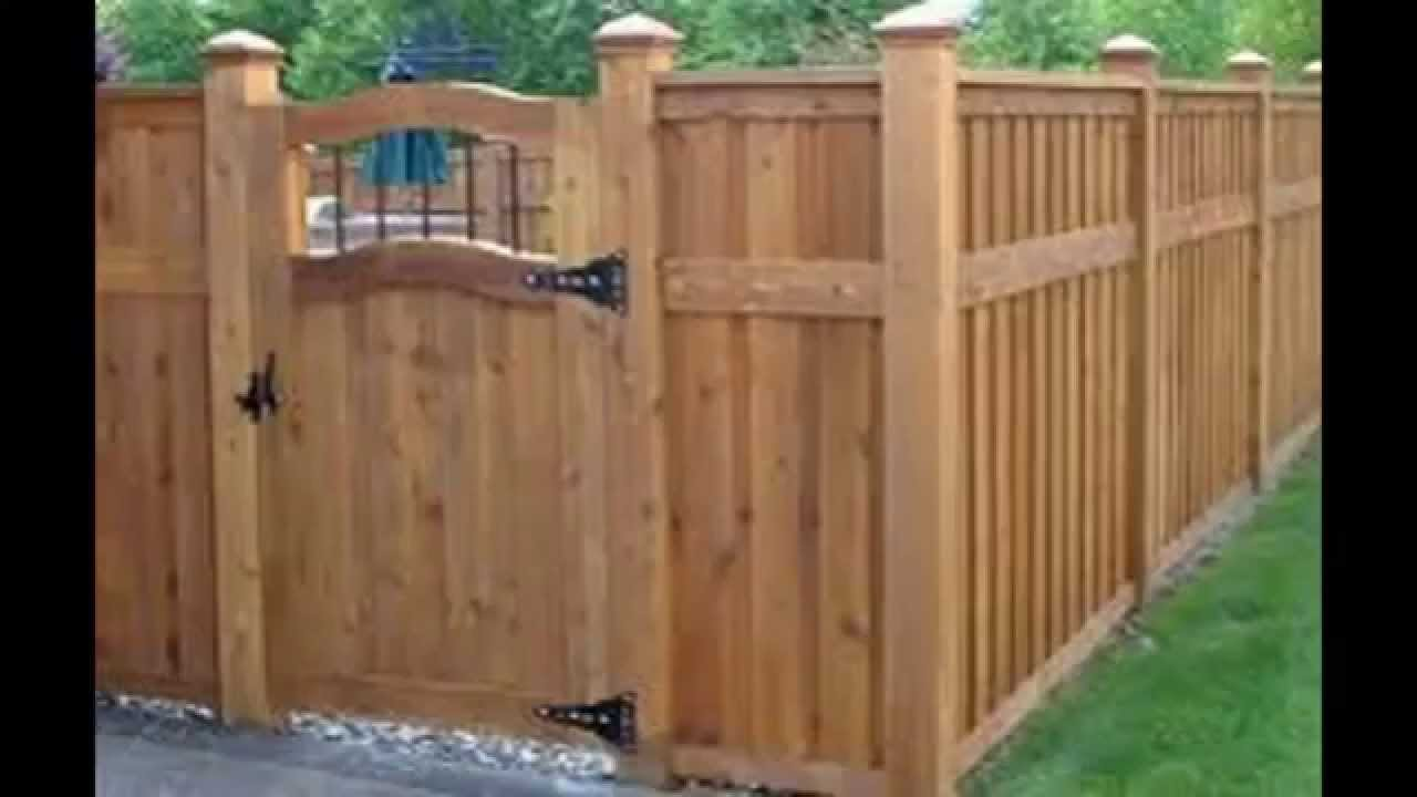 Best Wood For Privacy Fence Mycoffeepot Org