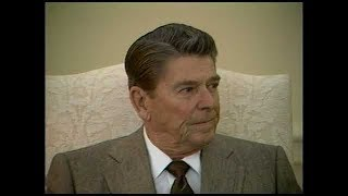 President Reagan's Interview with People Magazine on January 11, 1985