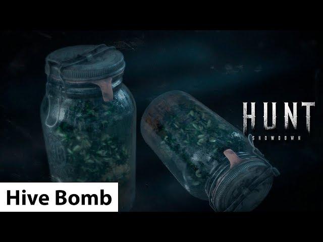 Hive Bomb | Hunt: Showdown