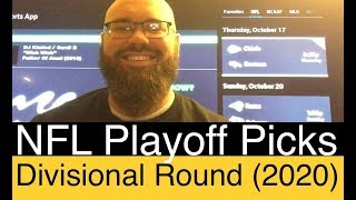 NFL Picks (Divisional Round) | NFL Playoffs Sports Betting Predictions | Football Daily Line & Odds