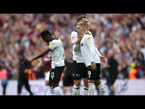 MATCH HIGHLIGHTS | Aston Villa 2-1 Derby County