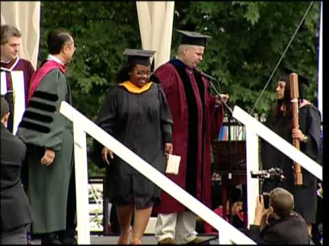 Part One of Dartmouth's 2011 Commencement Exercises