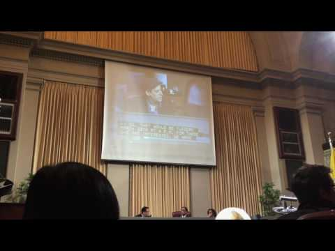 OAKLAND Housing Crisis 2/2017 City Council Meeting - PART I