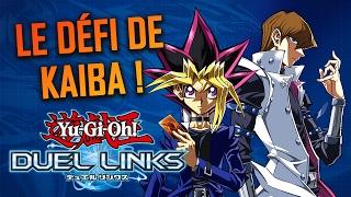 Le défi de KAIBA dans YU-GI-OH : DUEL LINKS !