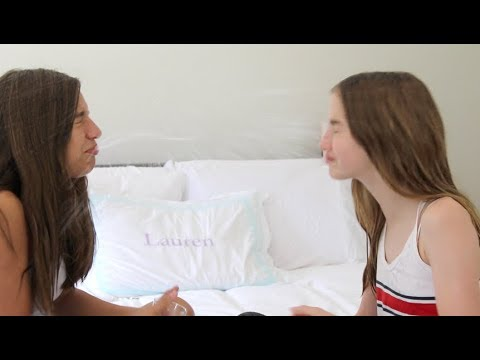 Try Not to Laugh Challenge FT. Mackenzie Ziegler