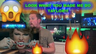 Video Taylor Swift - Look What You Made Me Do REACTION VIDEO!!!! download MP3, 3GP, MP4, WEBM, AVI, FLV Juni 2018