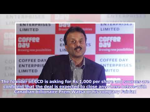 Cafe Coffee Day founder in final talks with KKR & L&T info for Mindtree stake sale Mp3