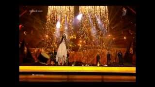 Евровидение 2013. Финал. Эммили де Форест - Only Teardrops. Дания