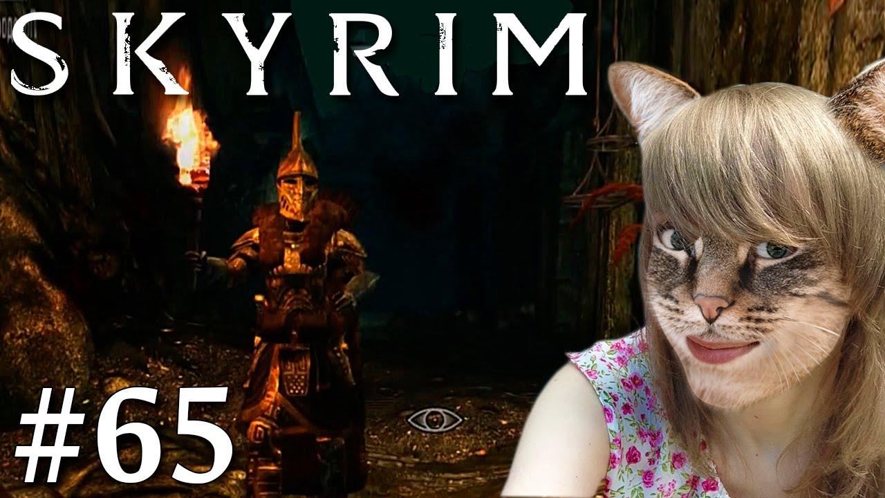 Skyrim развратная кристина видео