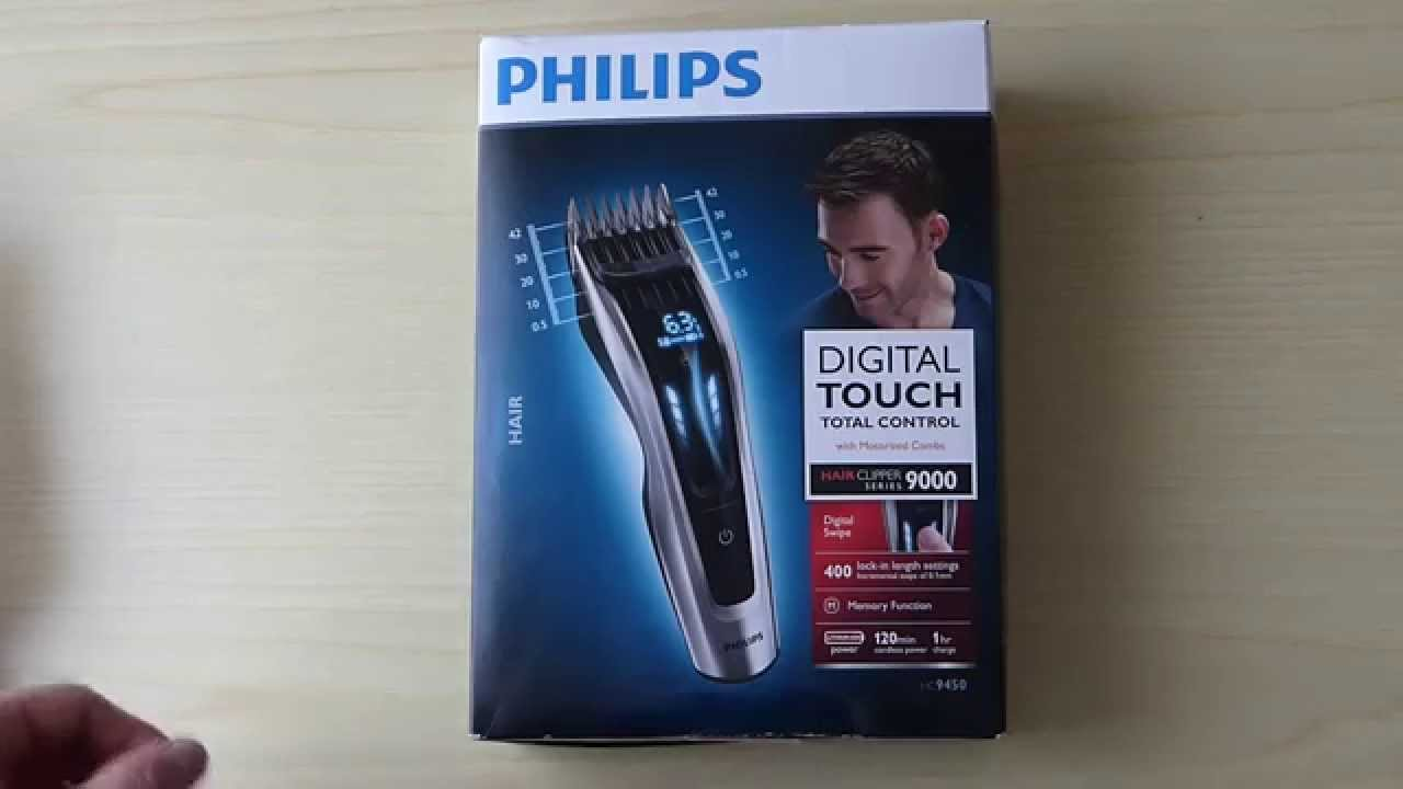Philips HC9450 Regolacapelli  Unboxing Italia - YouTube e62116b9b3b