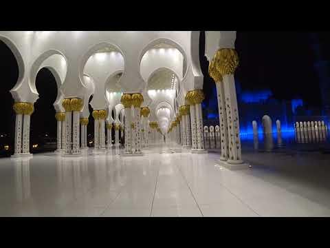 Scheikh Zayed Grand Mosque Center