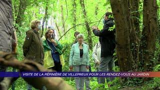 Yvelines | Visite de la pépinière de Villepreux pour les rendez-vous au jardin