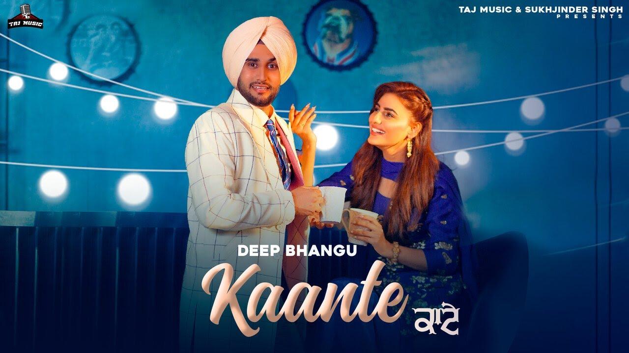 Download Kaante (Official Video)   Deep Bhangu   Ginni Kapoor   Desi Crew   New Punjabi Songs 2021  