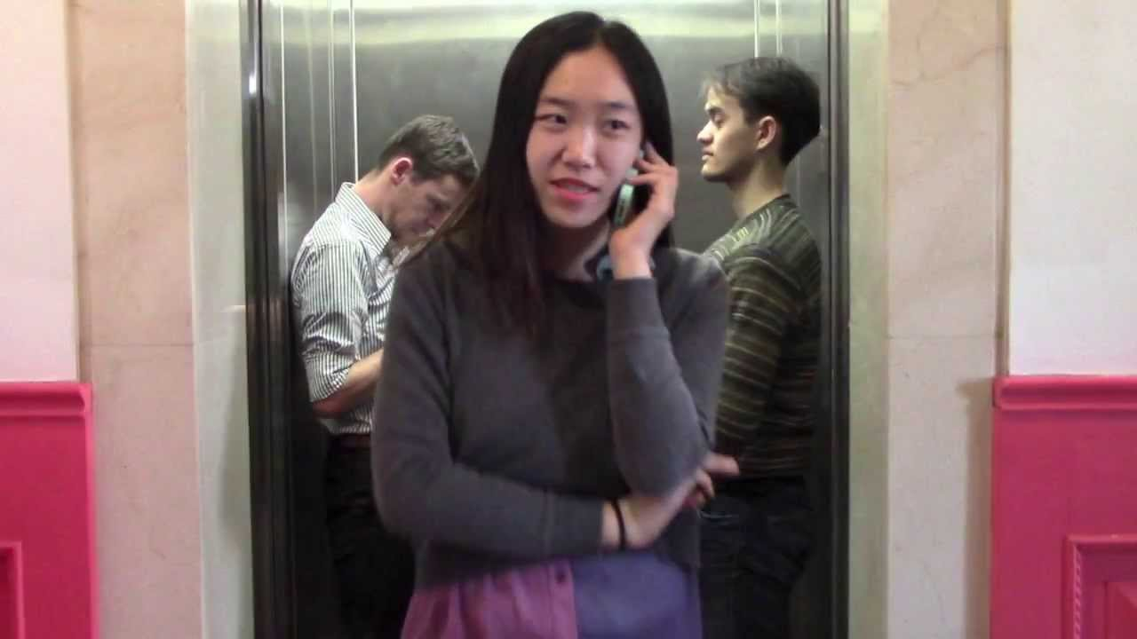 Watch How to Ride an Elevator video