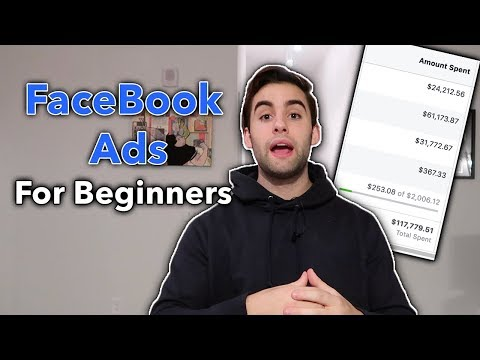 Facebook Ads For Beginners 2019 | FaceBook Ads For Dropshipping