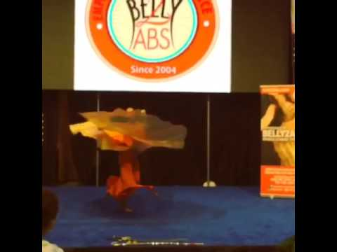 Providing entertainment by Belly2abs