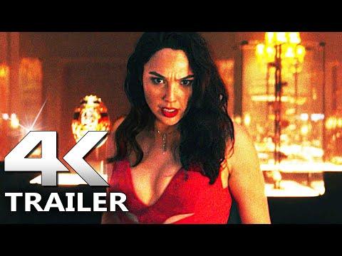 RED NOTICE Trailer 4K (ULTRA HD)