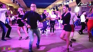 Fernando Sosa - Melisa Sahra Katılmış Social Salsa   LLF-2017