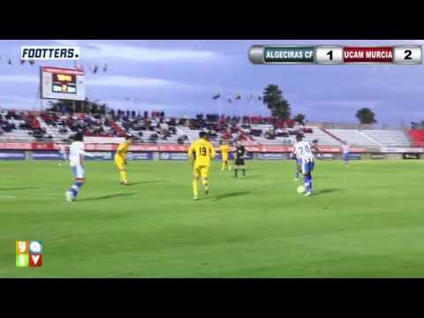 El Algeciras CF se hunde y ya ocupa puestos de descenso