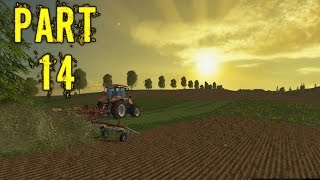 Farming Simulator 2015 Gameplay Walkthrough Playthrough Part 14 - Cleanup Work (PC)