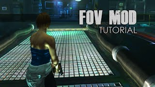 Resident Evil 5 Fov Mod Tutorial Youtube