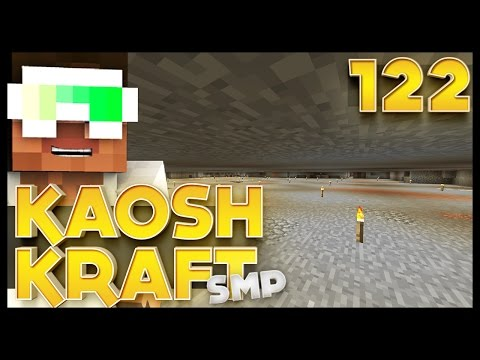 KaoshKraft SMP - Speed Mining - EP122 (Minecraft SMP)