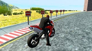 Cool Motorcycle Driver - motorcycle driving games - Gameplay Android games