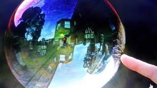 Запускаем огромные мыльные пузыри - гигантские мыльные пузыри