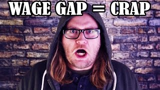 THE WAGE GAP IS CRAP - Feminist Lies Vol. 6,039,594