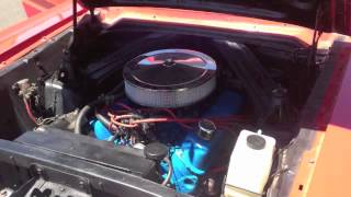 1964 Ford Ranchero V8 289 Engine