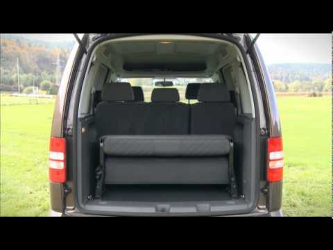 test volkswagen caddy 1 6 tdi comfortline youtube. Black Bedroom Furniture Sets. Home Design Ideas