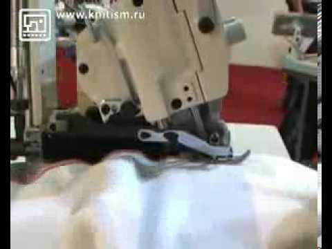 Промышленный 3-х ниточный оверлок Pegasus M752-17-4