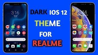 Get New Theme In Realme C