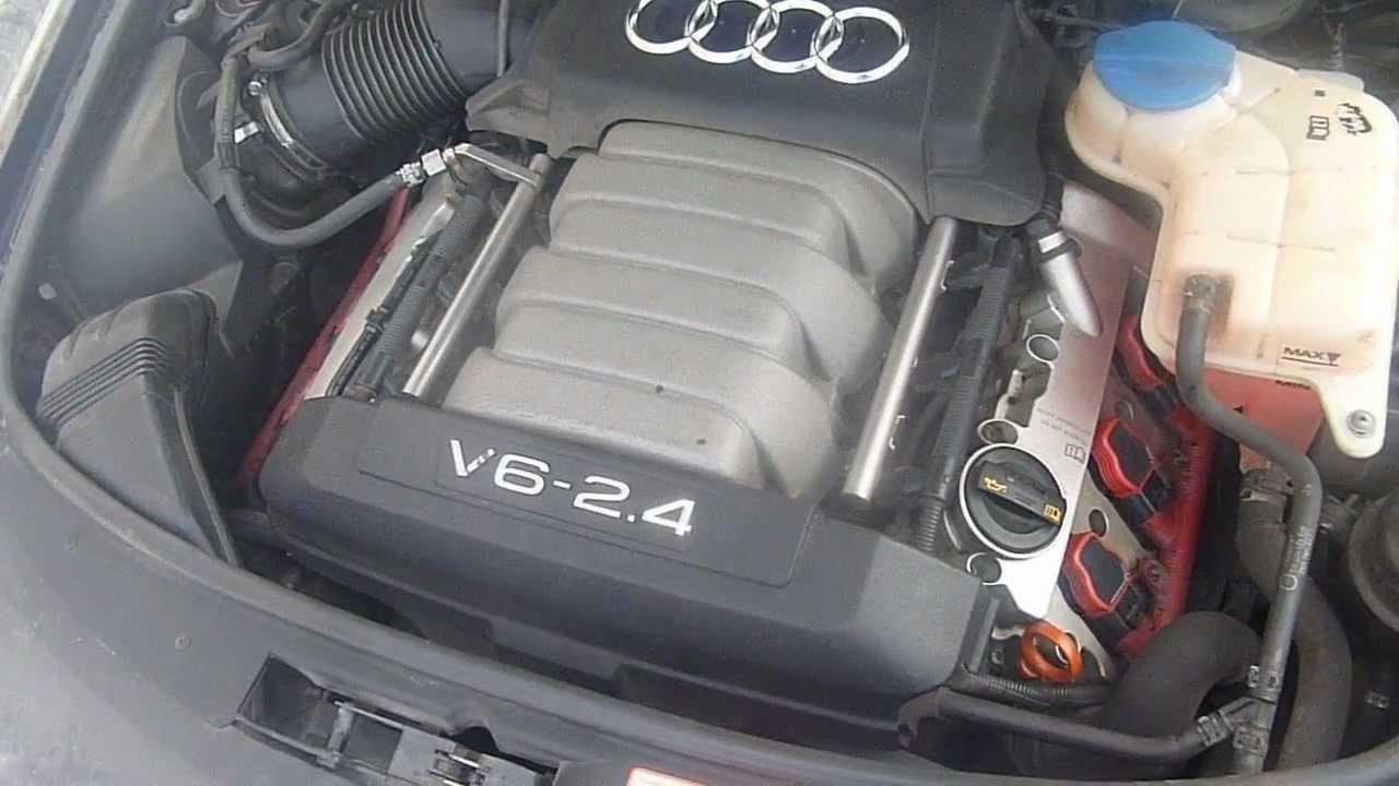 Audi A6 C6 2.4 BDW ГРМ